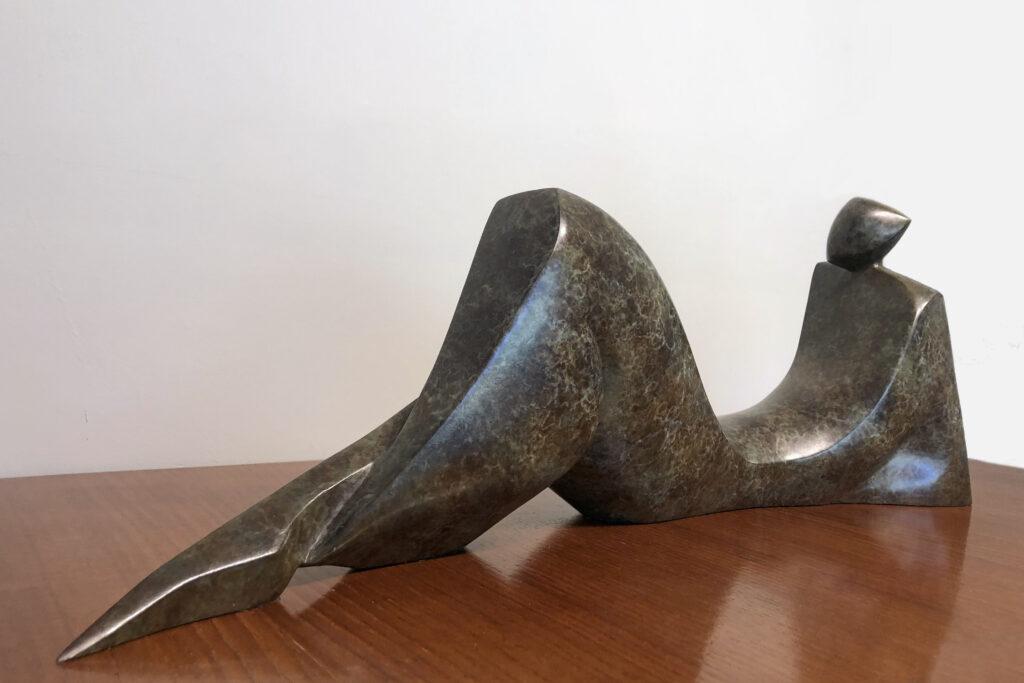 Sally Grant bronze sculpture