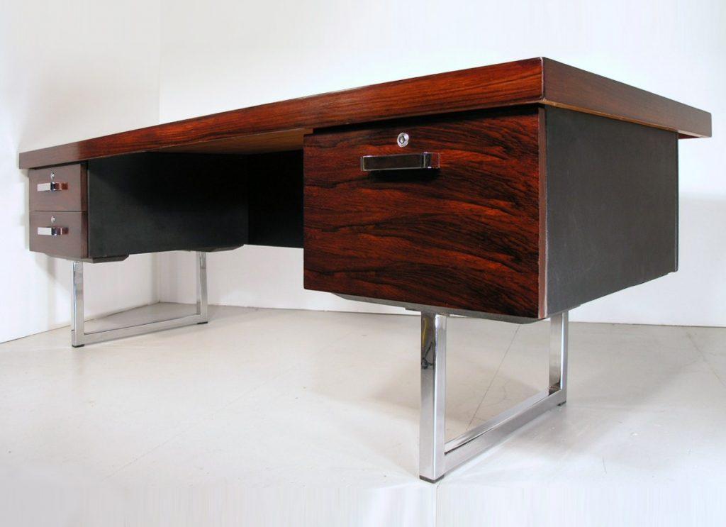 Gordon Russell rosewood desk